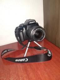 Câmera Canon T3 lente 18-55mm