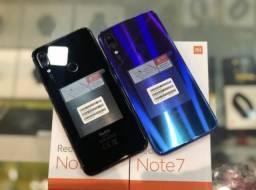 Loja Física - Redmi Note 7 64GB - PROMOÇÃO!!