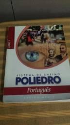 Livro Sistema de Ensino Poliedro - Português
