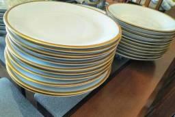 Aparelho de jantar porcelana