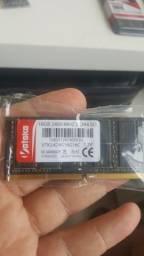 Memória DDR4 2400 16Gb para PC e Notebook - Lacrada - Aceito Cartão