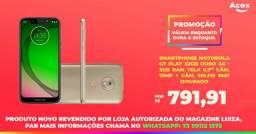 Smartphone Motorola G7 Play 32GB Ouro 4G - 2GB ram Tela 5,7? Câm. 13MP + Câm. Selfie 8MP D comprar usado  Ilhéus