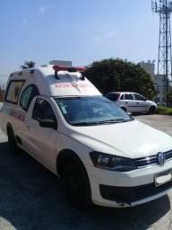 Vw - Volkswagen Saveiro - Flex- ANO 2014 - 2014