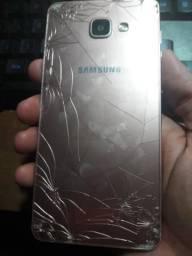 """Samsung Galaxy A7 2016 5.5"""" 16GB, usado comprar usado  Rio de Janeiro"""