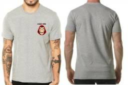 Camiseta La Casa De Papel Unisex Rap Swag Tumblr Moda