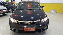 Honda Civic LXR 2.0 2014 Impecável - 2014