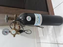 Cilindro Co2 para aquario
