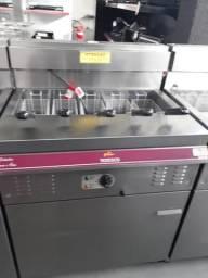 FGG-05 Fritador Fritadeira a Gás, 6 Litros de Água e 35 Litros Óleo - Tedesco