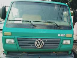 Caminhão 8-120 - 2002