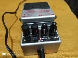 Pedal sintetizador Baixo Boss SYB-5
