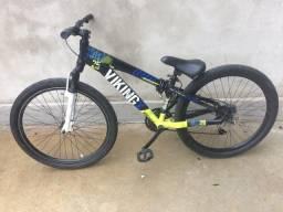 Bike vikingx tuff 25 comprar usado  Curitiba