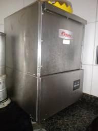 Máquina de lavar louça industrial