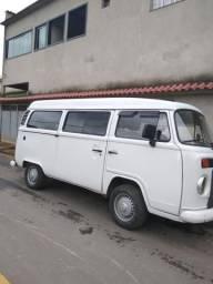 Kombi passageiro 2012 GNV - 2012