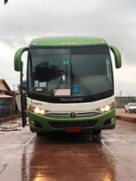 Ônibus rodviário ano 2012/12 com ar, frigobar e wc
