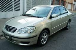 Corolla 1.8 Xei Gasolina 2004 Bege