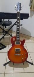 Guitarra les Paul Benson EUA- ótimo timbre
