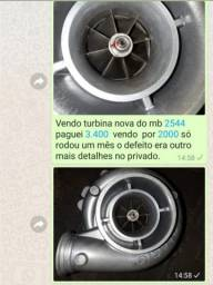 Turbina Mercedes Benz axor