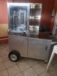 Máquina de churrasco grego R$ 1.500,00