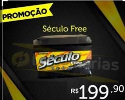 Bateria século free selada 60 amperes