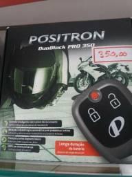 Alarme positron Duoblock pro 350 para motos
