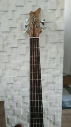 Baixo NBS do Luthier Alex Navarro .. !! (Warwick , Lakland , Fender, Music Man..!! comprar usado  Guarulhos