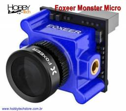Câmera para Fpv Foxxer Monster Micro - Azul