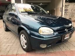 Corsa 1.6 Sedan 1999 Completo-AR (Com garantia)