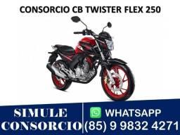 Consorc moto Twister