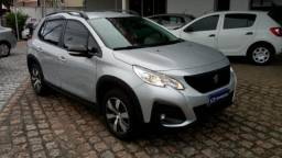 PEUGEOT 2008 ALLURE PACK 1.6 16V AT6 Prata 2020/2020