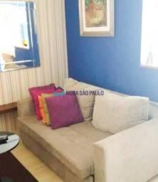 Apartamento à venda com 1 dormitórios em Moema, São paulo cod:MO1318