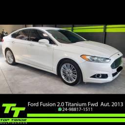 Ford Fusion 2.0 Titanium FWD Aut. 2013