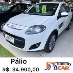 PALIO 2014/2015 1.6 MPI SPORTING 16V FLEX 4P AUTOMATIZADO
