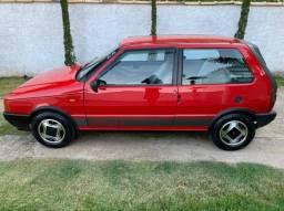 FIAT UNO 1990/1990 1.6 R 8V GASOLINA 2P MANUAL
