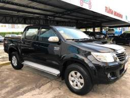HILUX 2013/2013 3.0 SRV 4X4 CD 16V TURBO INTERCOOLER DIESEL 4P AUTOMÁTICO
