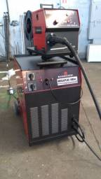 Maquina de solda MIG Bambozzi 400A