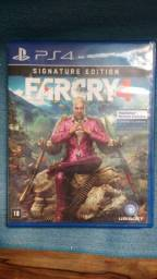 Far Cry 4 game PS4 Playstation 4 semi novo