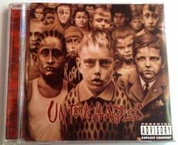 Korn - Untouchable - 2002 (nacional)