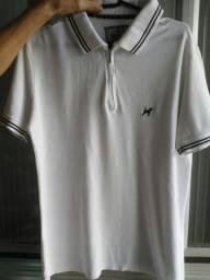 Camisa pólo tamanho P beagle