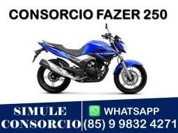 Consorci de Moto Fazer 250