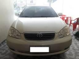 Toyota Corolla XLI Flex 1.8 completo + Bco de Couro. Estado Impecável