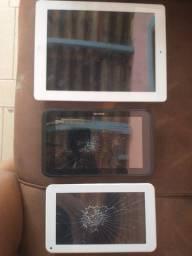 Vendo 3 tablets , os 3 tablets por 300