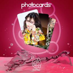 Photocards KPOP por 1 real cada(Solos, bts, twice, blackpink+)
