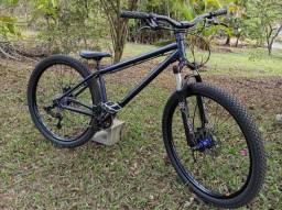Bike Freerider Haro Aro 26, semi nova