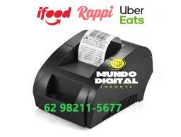 Ultimas Impressora ifood Térmica Usb Ticket Cupom 58mm Cupom Não Fiscal