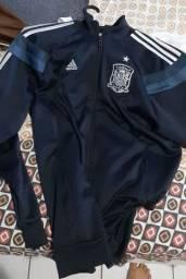 Jaqueta seleção espanhola