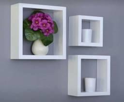 Kit 3Nichos decorativos