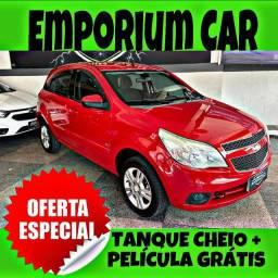 TANQUE CHEIO SO NA EMPORIUM CAR!!! AGILE 1.4 LTZ ANO 2012 COM MIL DE ENTRADA