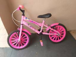 Bicicleta criança de 5anos