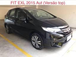 Honda FIT EXL 2015 Aut. (Único dono)
