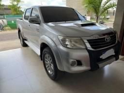 Toyota Hilux 11/12 SRV diesel automático